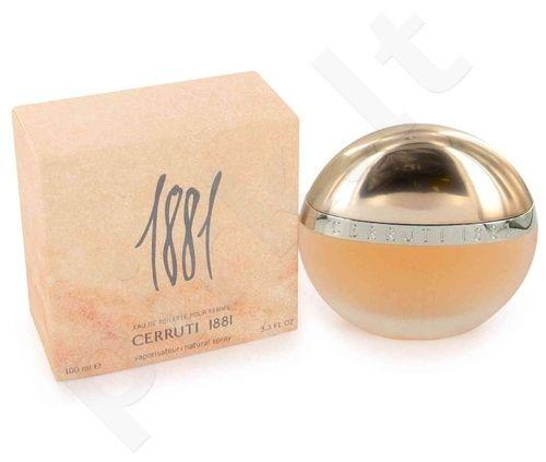 Nino Cerruti Cerruti 1881 Pour Femme, tualetinis vanduo moterims, 30ml