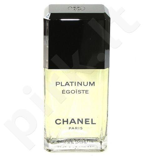 Chanel Egoiste Platinum, tualetinis vanduo (EDT) vyrams, 50 ml