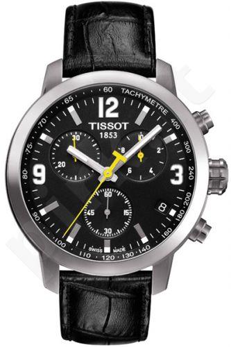 Laikrodis TISSOT T-PRC 200 kvarcinis T0554171605700