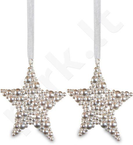 Dekoro elementas Žvaigždė, 2 vnt. 103434