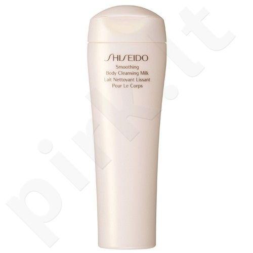 Shiseido Smoothing Body valomasis pienelis, kosmetika moterims, 200ml