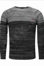 Vyriškas megztinis CRSM - juoda 9504-2