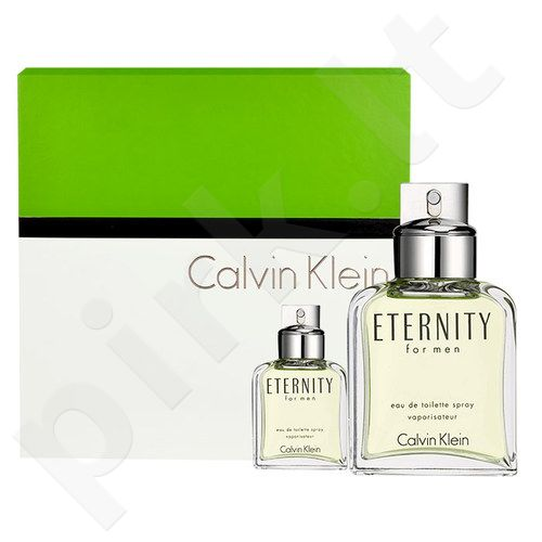Calvin Klein Eternity rinkinys vyrams, (EDT 100ml + 30ml EDT)