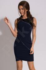 Emamoda suknelė - mėlyno atspalvio 9909-2