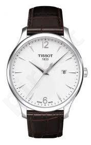 Laikrodis TISSOT T-TRADITION kvarcinis T0636101603700