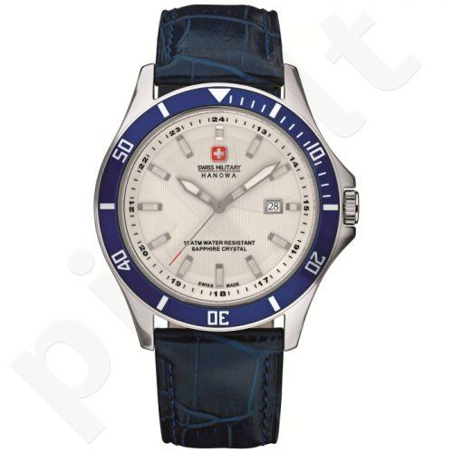 Vyriškas SWISS MILITARY laikrodis 06-4161.2.04.001.03