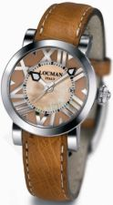 Laikrodis LOCMAN TOSCANO MOP DIAL PELLE DI STRUZZO 029100MJNNKCSTN