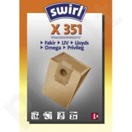 SWIRL X351/5 MP1 D.s. filtras