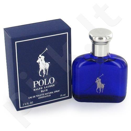 Ralph Lauren Polo Blue, tualetinis vanduo vyrams, 75ml