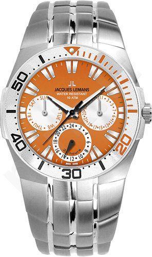 Vyriškas laikrodis Jacques Lemans Biarritz 1-1363M