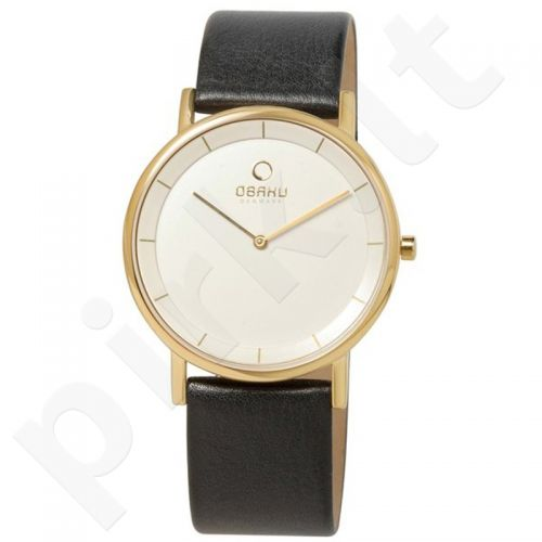 Vyriškas laikrodis OBAKU OB V143GGWRB