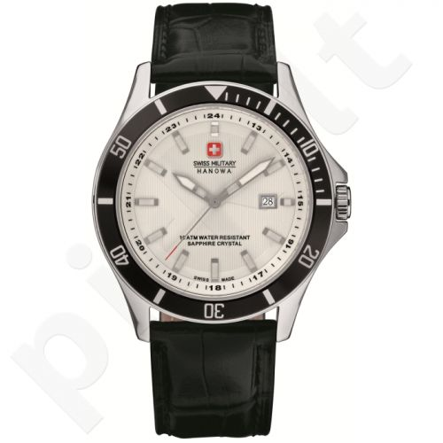 Vyriškas SWISS MILITARY laikrodis 06-4161.2.04.001.07