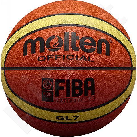 Krepšinio kamuolys competition BGL7 FIBA nat. oda