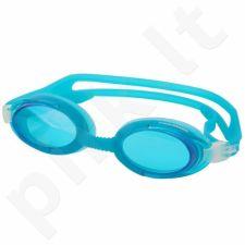 Plaukimo akiniai Aqua-Speed Malibu žalia