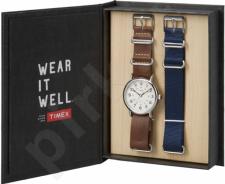 Laikrodis TIMEX WEEKENDER SPECIAL SET  TWG012500