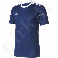 Marškinėliai futbolui Adidas Squadra 17 Junior BJ9171