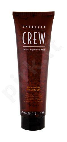 American Crew Style, Firm Hold Styling Gel, Hair gelis vyrams, 390ml