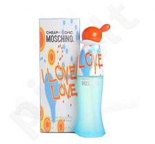 Moschino I Love Love, tualetinis vanduo (EDT) moterims, 30 ml