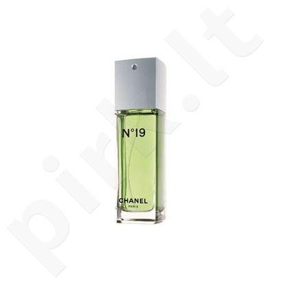 Chanel No. 19, tualetinis vanduo (EDT) moterims, 100 ml (Testeris)