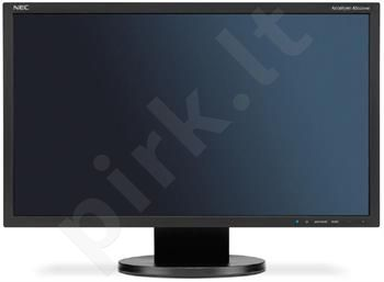 Monitorius NEC AccuSync AS222WM 21,5'' LCD, wide, DVI, Juodas
