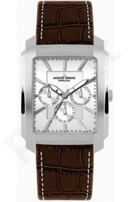 Vyriškas laikrodis Jacques Lemans Madrid 1-1463B