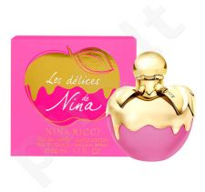 Nina Ricci Les Delices de Nina, EDT moterims, 75ml