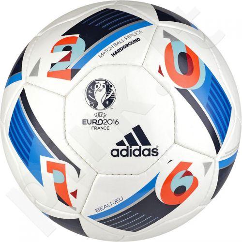 Futbolo kamuolys Adidas Beau Jeu EURO16 Hardground AC5424