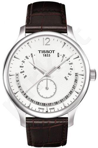 Laikrodis TISSOT T-TRADITION kvarcinis T0636371603700