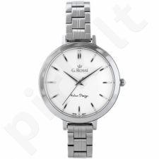Moteriškas laikrodis GINO ROSSI GRM11389SB