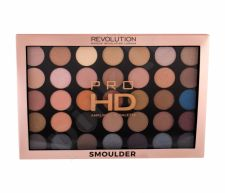 Makeup Revolution London Pro HD, Palette Amplified 35, akių šešėliai moterims, 29,995g, (Smoulder)