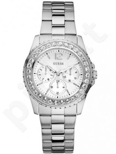 Moteriškas laikrodis GUESS U11052L1