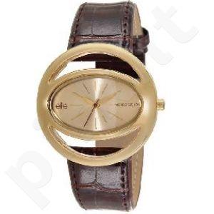 Moteriškas laikrodis ELITE E53222G-102
