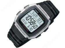 Casio Collection W-96H-1AVES vyriškas laikrodis-chronometras