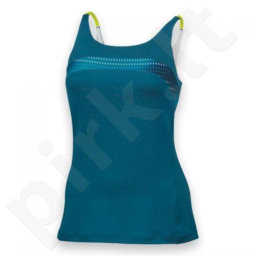 Marškinėliai tenisui Wilson Colorflight Tank Junior WRA710501