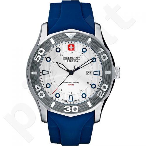 Vyriškas SWISS MILITARY laikrodis 06-4170.04.001.03