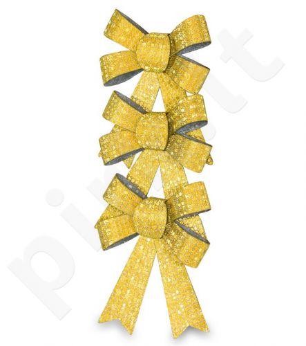 Dekoro elementas Kaspinas, 3 vnt. 103500