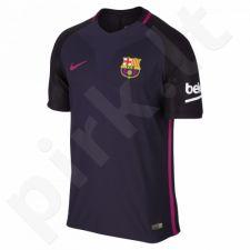 Marškinėliai futbolui Nike Vapor Match FC Barcelona AW M 776840-525