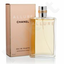 Chanel Allure, tualetinis vanduo (EDT) moterims, 100 ml (Testeris)