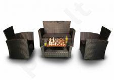 Lauko baldų komplektas UNICO