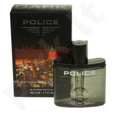 Police Dark, tualetinis vanduo vyrams, 50ml