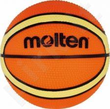 Krepšinio kamuolys rubber B100VG ø10cm