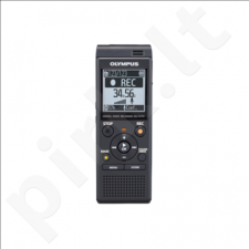 Olympus VN-741PC Digital Voice Recorder, Black, with PC Connection, inc. Batteries