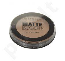 Maybelline Matte Maker pudra, kosmetika moterims, 16g, (50 Sun Beige)