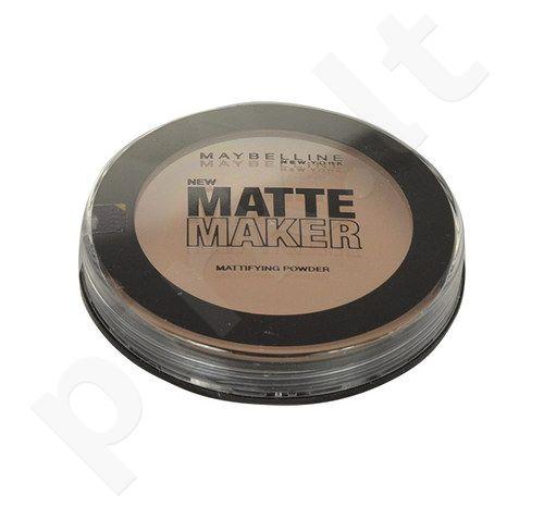 Maybelline matinė kompaktinė pudra, kosmetika moterims, 16g, (50 Sun Beige)