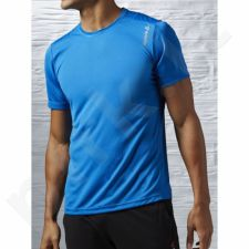 Marškinėliai bėgimui  Reebok Essentials Short Sleeve M AJ0340