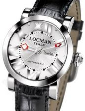 Laikrodis LOCMAN TOSCANO BLACK/WHITE 029300WHNNKCPSK