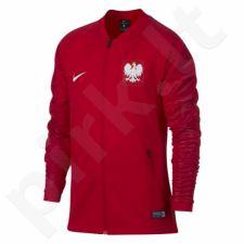 Bliuzonas futbolininkui  Nike Polska Anthem Junior 893848-611