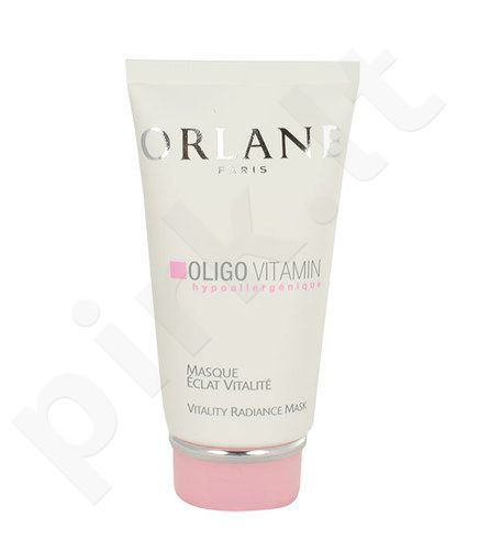 Orlane Oligo Vitamin Vitality Radiance Mask, kosmetika moterims, 75ml