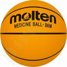Krepšinio kamuolys rubber B6M extra weight 1200g