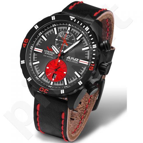 Vyriškas laikrodis Vostok Europe Almaz 6S11-320C260L